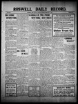 Roswell Daily Record, 02-15-1910 by H. E. M. Bear