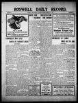 Roswell Daily Record, 02-19-1910 by H. E. M. Bear