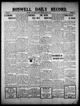Roswell Daily Record, 03-07-1910 by H. E. M. Bear