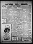 Roswell Daily Record, 03-22-1910 by H. E. M. Bear