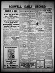 Roswell Daily Record, 03-26-1910 by H. E. M. Bear