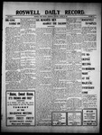 Roswell Daily Record, 03-30-1910 by H. E. M. Bear