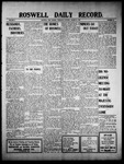 Roswell Daily Record, 03-31-1910 by H. E. M. Bear