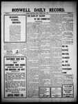 Roswell Daily Record, 04-01-1910