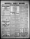 Roswell Daily Record, 04-02-1910 by H. E. M. Bear