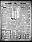 Roswell Daily Record, 04-06-1910 by H. E. M. Bear