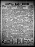 Roswell Daily Record, 04-08-1910 by H. E. M. Bear