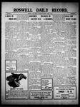Roswell Daily Record, 04-09-1910 by H. E. M. Bear
