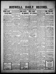 Roswell Daily Record, 04-11-1910 by H. E. M. Bear