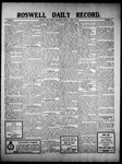 Roswell Daily Record, 04-13-1910 by H. E. M. Bear