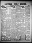Roswell Daily Record, 04-14-1910 by H. E. M. Bear