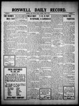 Roswell Daily Record, 04-15-1910 by H. E. M. Bear