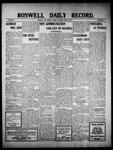 Roswell Daily Record, 04-19-1910 by H. E. M. Bear