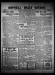Roswell Daily Record, 04-20-1910 by H. E. M. Bear