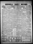 Roswell Daily Record, 04-29-1910 by H. E. M. Bear