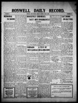 Roswell Daily Record, 05-02-1910 by H. E. M. Bear