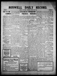 Roswell Daily Record, 05-04-1910 by H. E. M. Bear