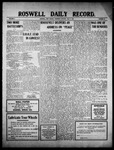 Roswell Daily Record, 05-05-1910 by H. E. M. Bear