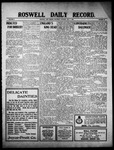 Roswell Daily Record, 05-07-1910 by H. E. M. Bear