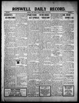 Roswell Daily Record, 05-10-1910 by H. E. M. Bear