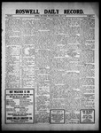 Roswell Daily Record, 05-11-1910 by H. E. M. Bear