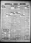 Roswell Daily Record, 05-13-1910 by H. E. M. Bear