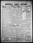 Roswell Daily Record, 05-14-1910 by H. E. M. Bear