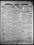 Roswell Daily Record, 05-16-1910 by H. E. M. Bear