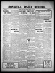 Roswell Daily Record, 05-17-1910 by H. E. M. Bear