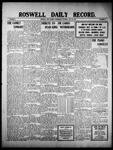 Roswell Daily Record, 05-18-1910 by H. E. M. Bear