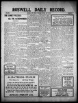 Roswell Daily Record, 05-19-1910 by H. E. M. Bear