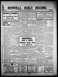 Roswell Daily Record, 05-24-1910 by H. E. M. Bear