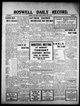 Roswell Daily Record, 05-27-1910 by H. E. M. Bear