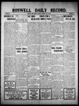 Roswell Daily Record, 05-31-1910 by H. E. M. Bear