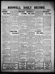 Roswell Daily Record, 06-02-1910 by H. E. M. Bear