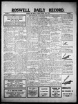 Roswell Daily Record, 06-04-1910 by H. E. M. Bear