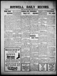 Roswell Daily Record, 06-06-1910 by H. E. M. Bear
