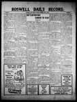 Roswell Daily Record, 06-07-1910 by H. E. M. Bear
