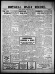 Roswell Daily Record, 06-09-1910 by H. E. M. Bear