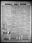 Roswell Daily Record, 06-10-1910 by H. E. M. Bear