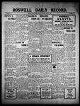 Roswell Daily Record, 06-13-1910 by H. E. M. Bear