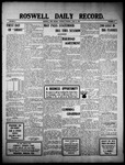 Roswell Daily Record, 06-14-1910 by H. E. M. Bear