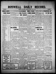 Roswell Daily Record, 06-16-1910 by H. E. M. Bear