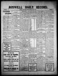 Roswell Daily Record, 06-17-1910 by H. E. M. Bear