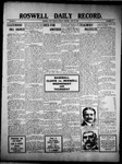 Roswell Daily Record, 06-20-1910 by H. E. M. Bear