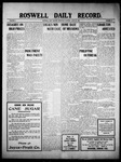 Roswell Daily Record, 06-23-1910 by H. E. M. Bear