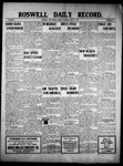 Roswell Daily Record, 06-27-1910 by H. E. M. Bear