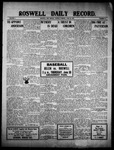 Roswell Daily Record, 06-28-1910 by H. E. M. Bear