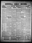 Roswell Daily Record, 06-30-1910 by H. E. M. Bear