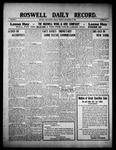Roswell Daily Record, 09-27-1909 by H. E. M. Bear